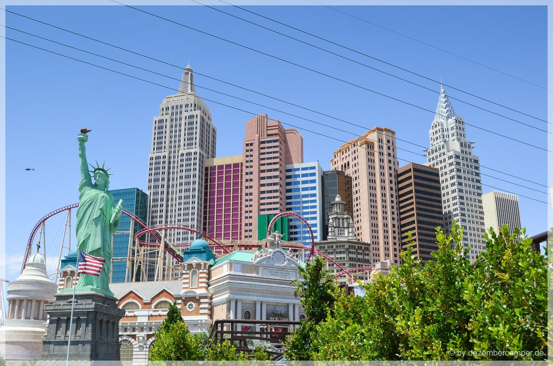 Las Vegas - New York