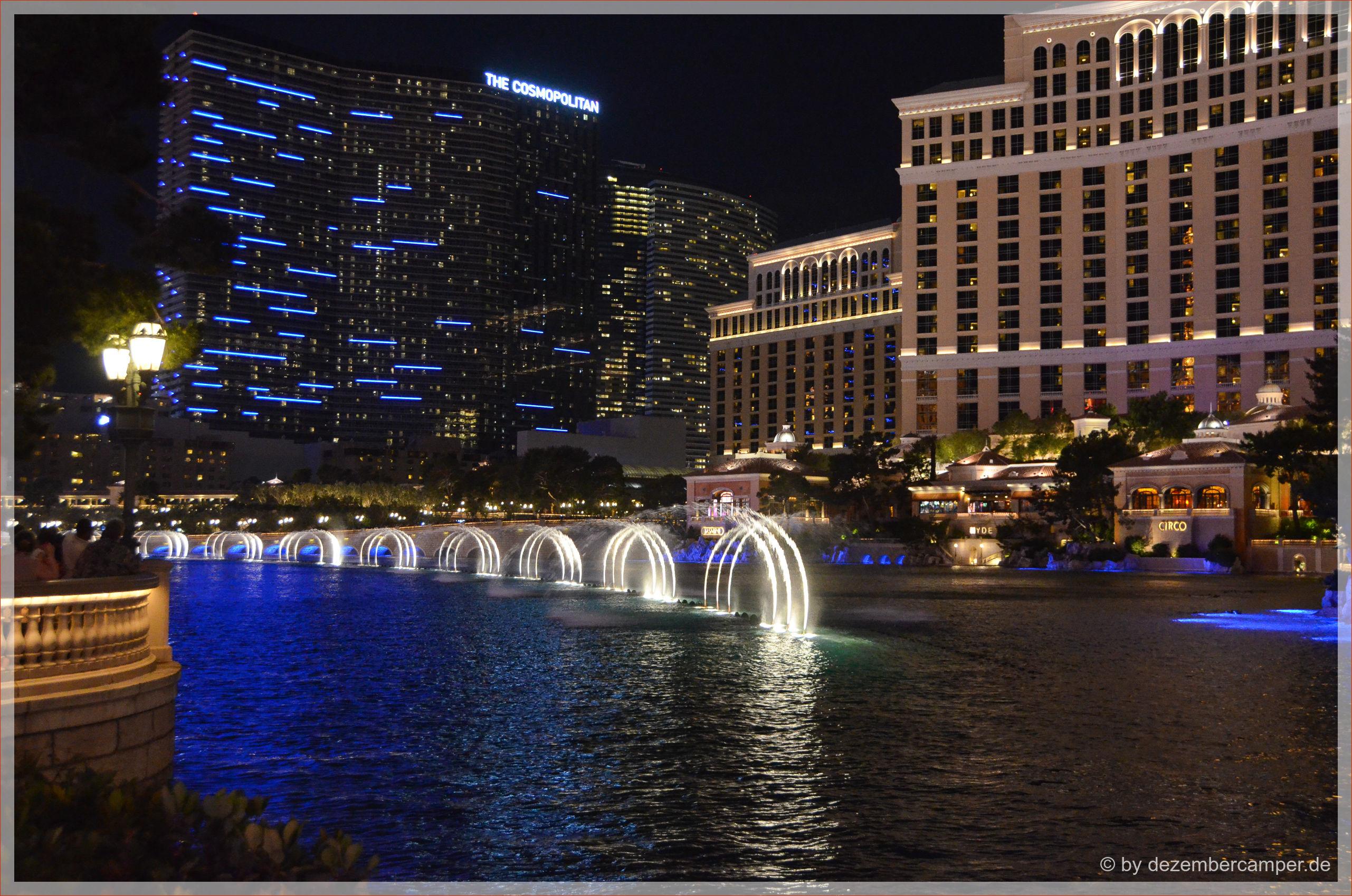 Las Vegas - Bellagio