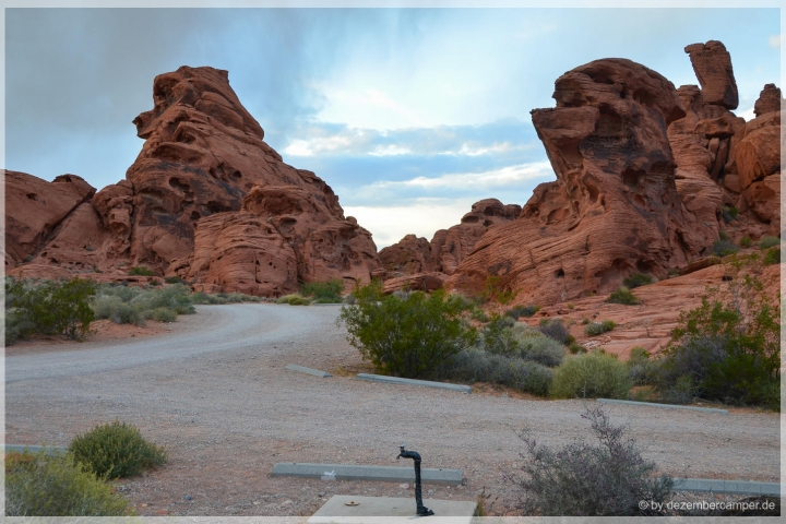 Valley of Fire Statepark