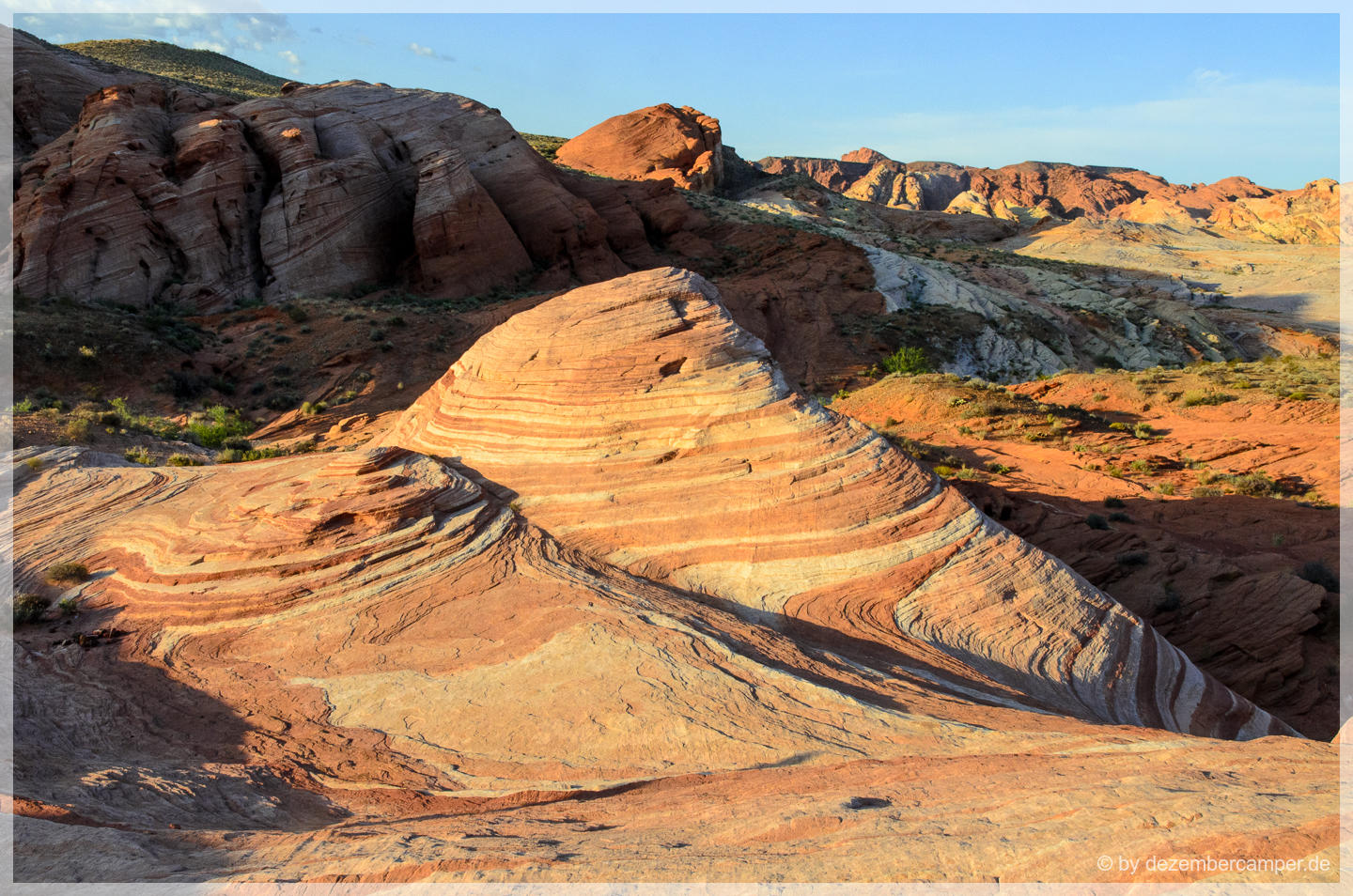 "Valley of Fire - ""The Wave"""