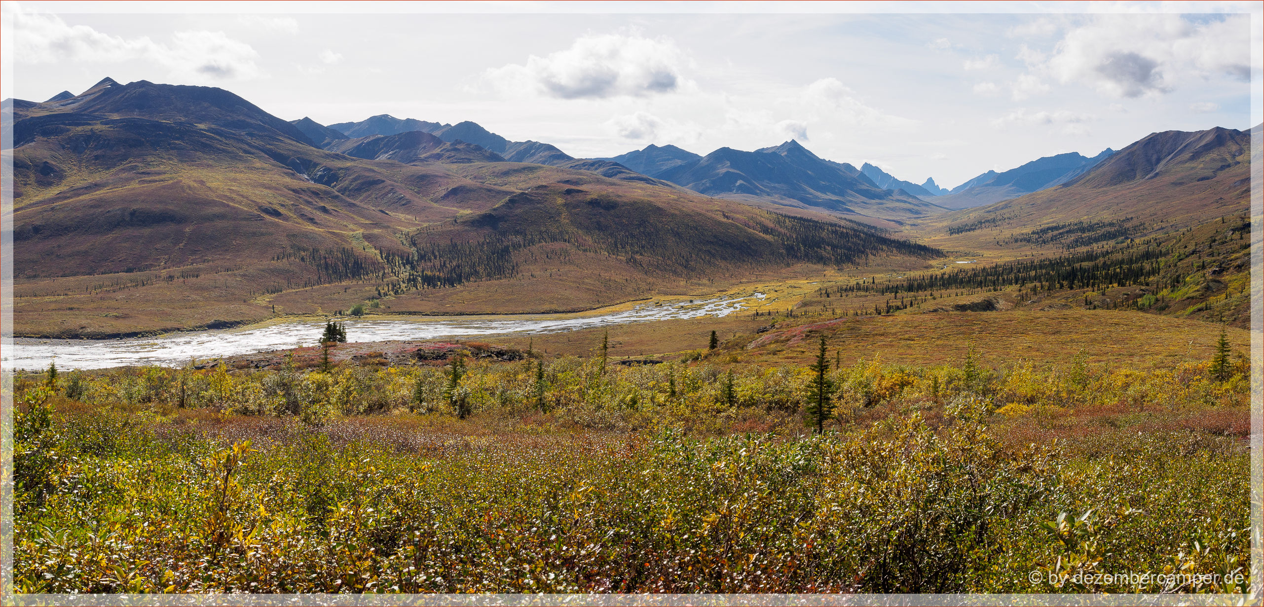Dempster Highway - North Fork Pass