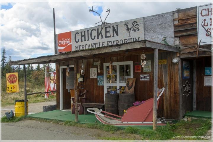 Chicken/Alaska