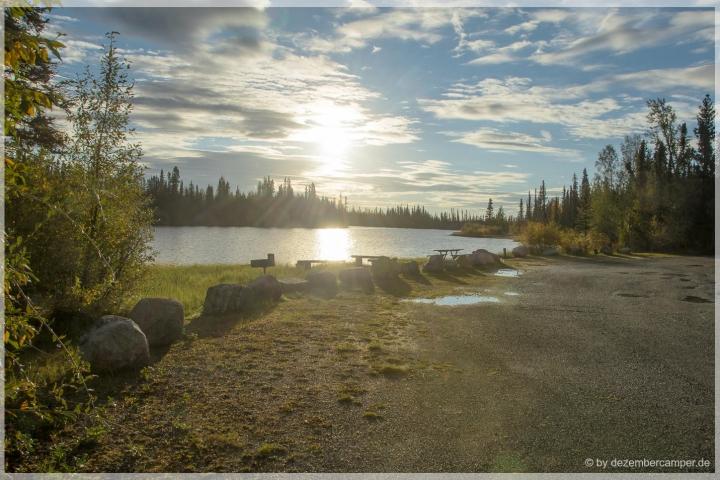 Moon Lake/Alaska