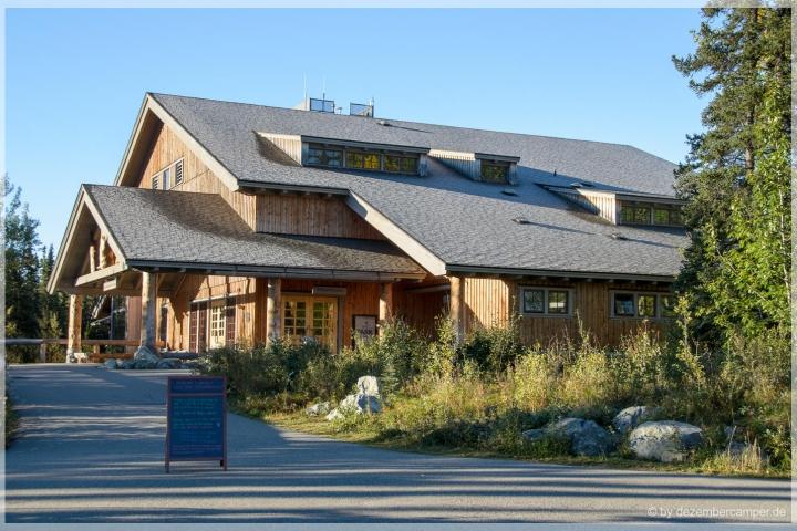 Denali NP - Visitorcenter