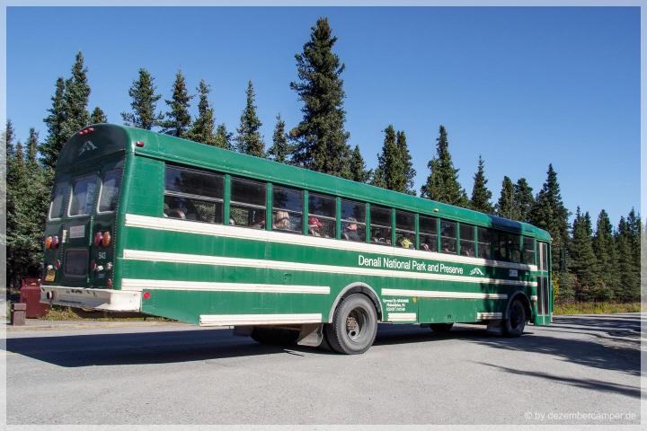 Denali NP - Bus