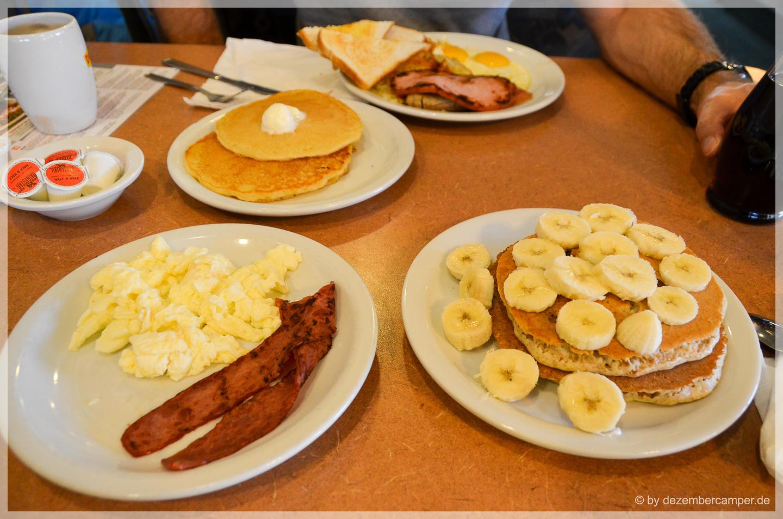 Frühstück bei Denny's