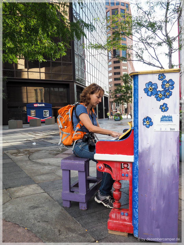 Denver Downtown - Klavier