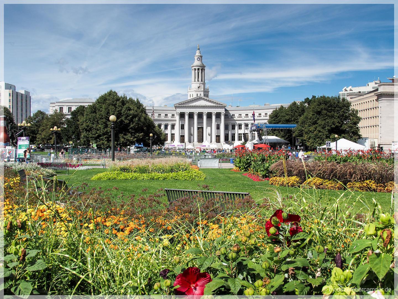 Denver Downtown - Rathaus