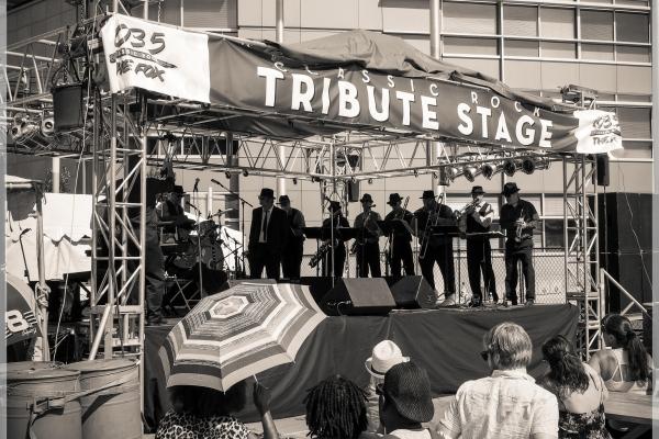 Denver Downtown - Konzert