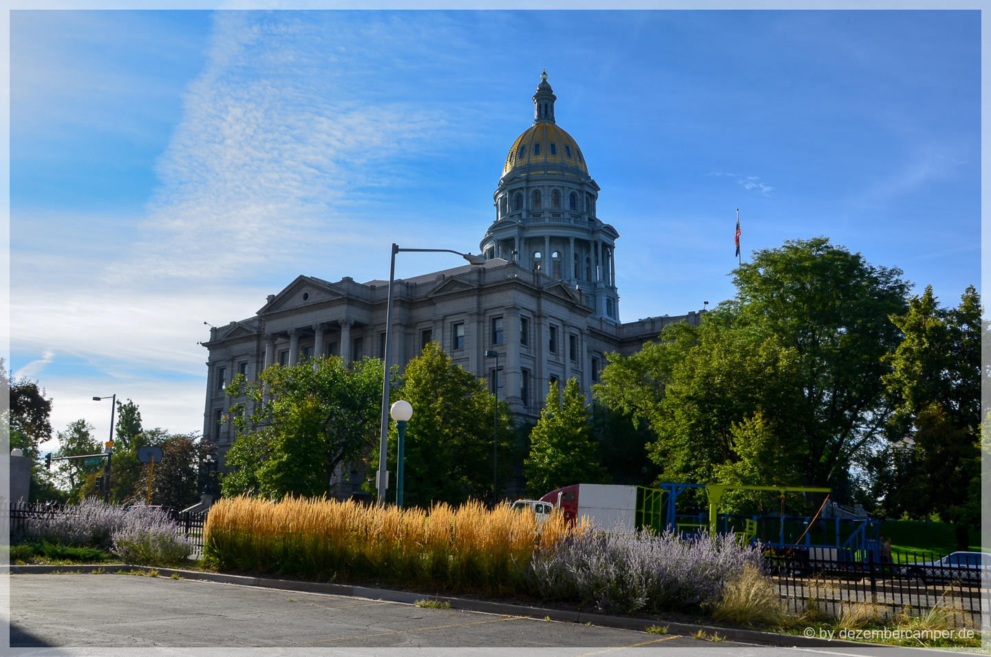 Denver Downtown - State Capitol