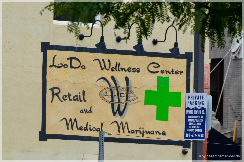 Denver Downtown - Medical Marijuana