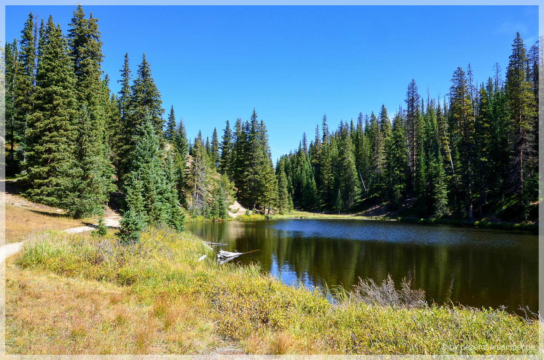 Rocky Mountain NP - Lake Irene