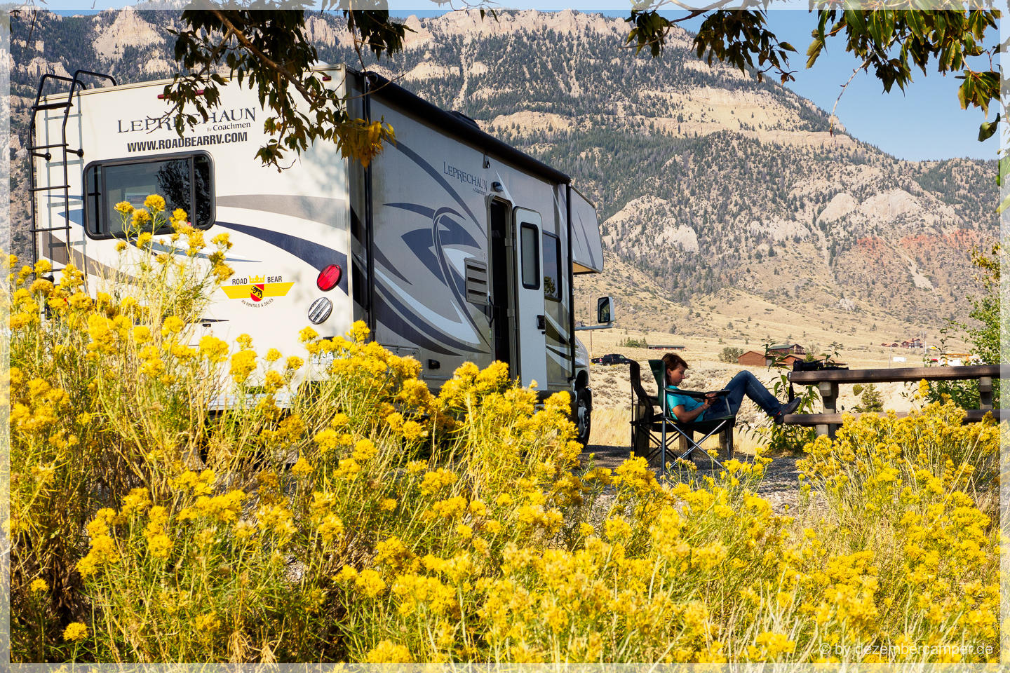 Buffalo Bill SP - Campground