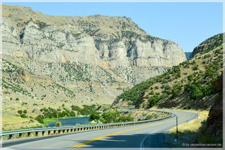 Wyoming - Boysen State Park