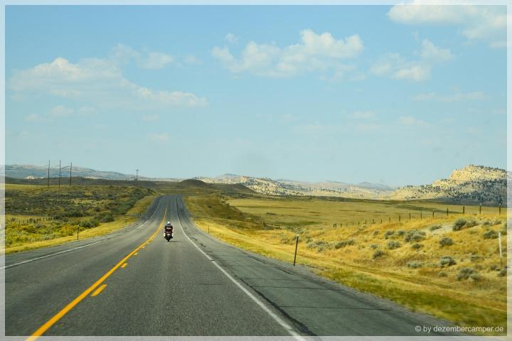 Wyoming - hier ist echt was los....