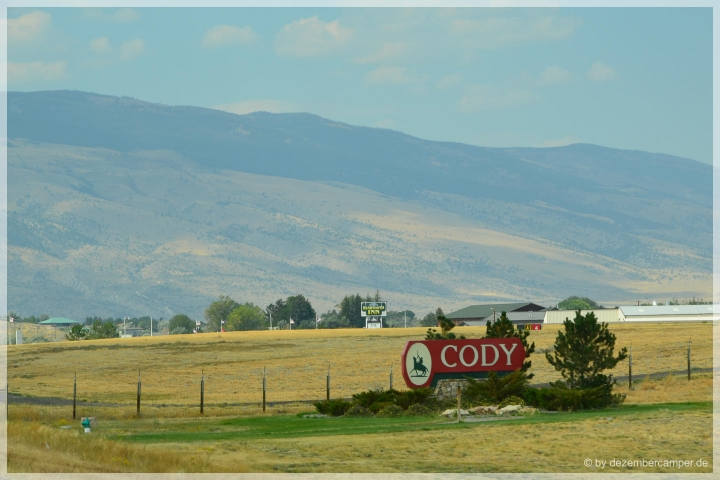 Welcome To Cody