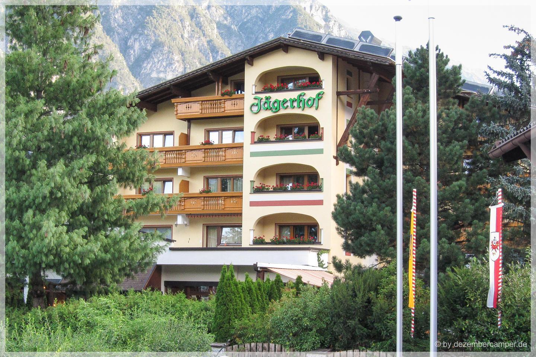 Hotel Jägerhof, Zams