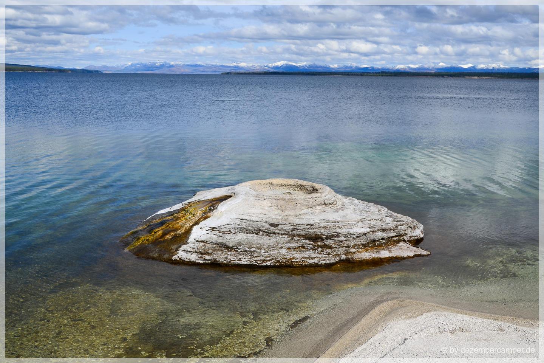 Yellowstone NP - West Thumb Geysir Basin