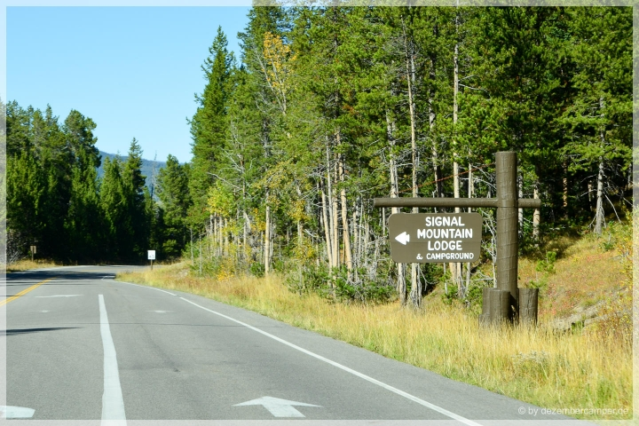 Grand Teton NP - Campground