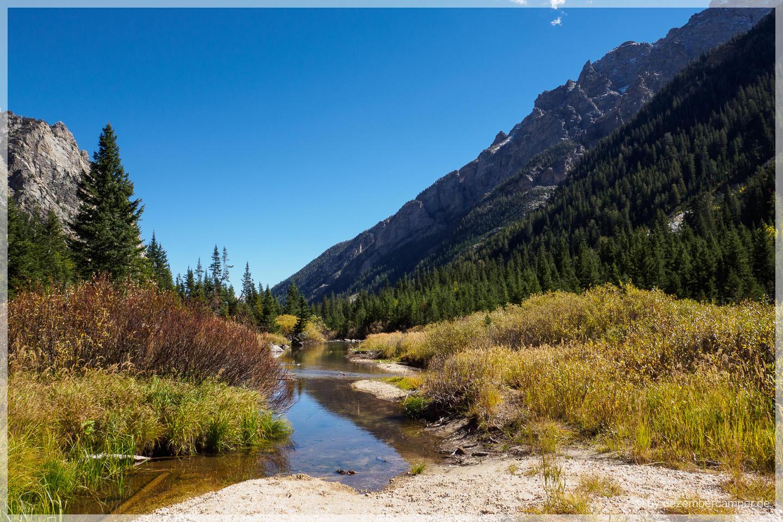Grand Teton NP - Cascade Canyon