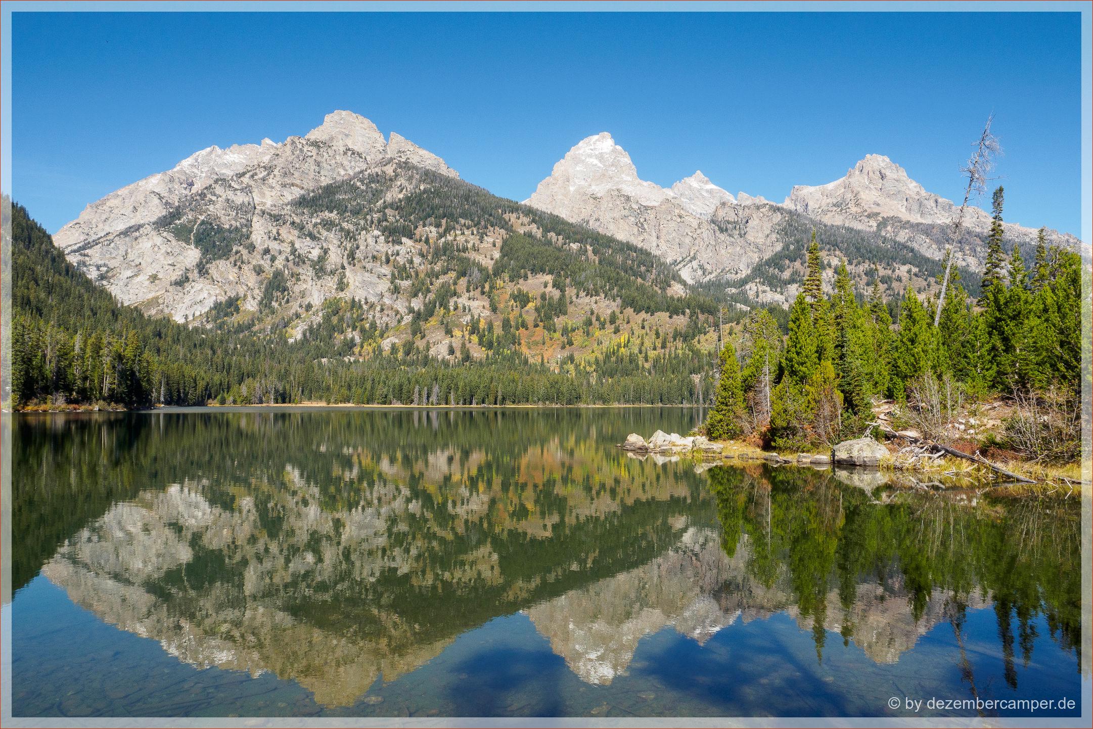 Grand Teton NP - Taggart Lake
