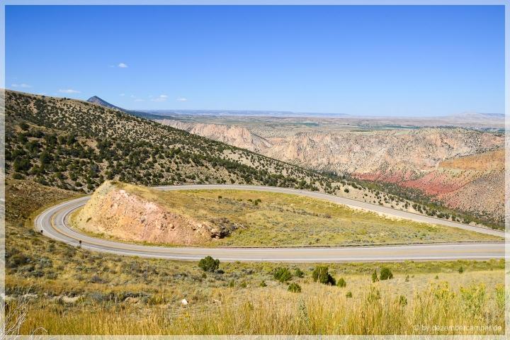 Wyoming - Sheep Creek Area