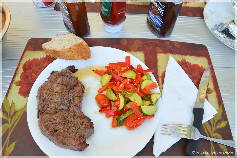 lecker Steaks