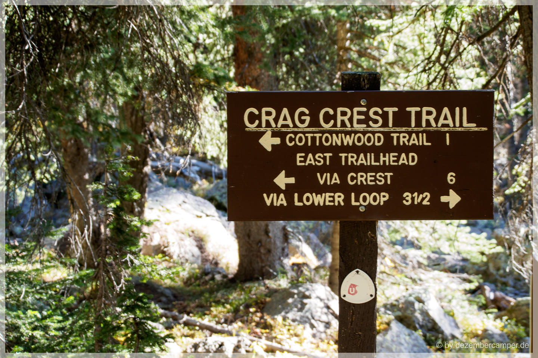 Grand Mesa - Crag Crest Trail