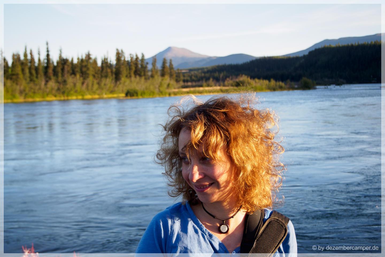 Whitehorse - am Yukon River