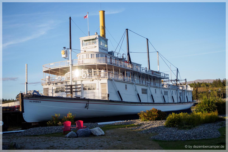 Whitehorse - SS Klondike