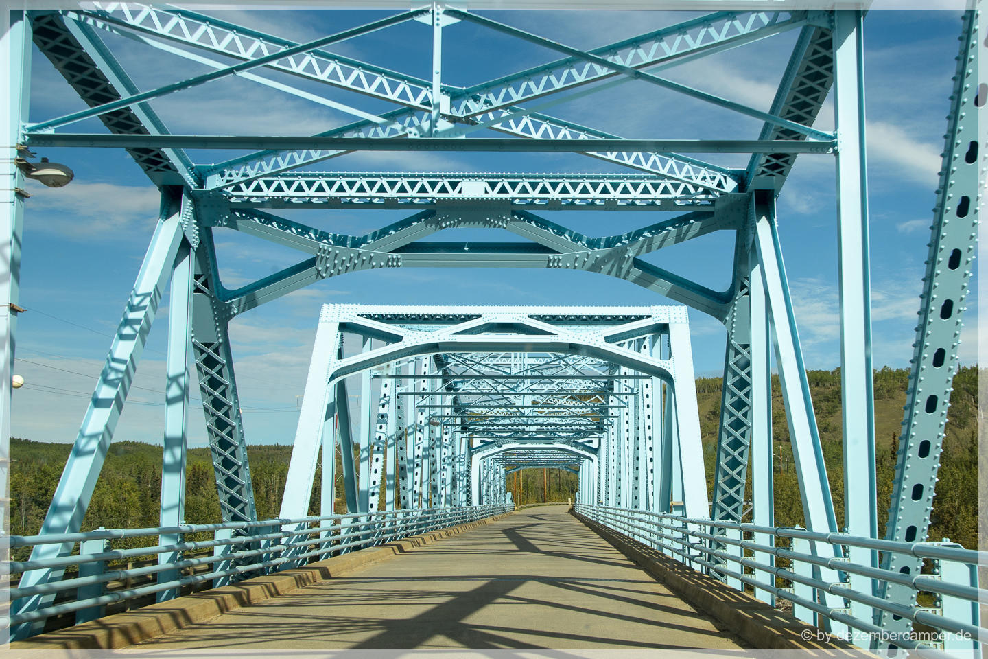 Yukon Bridge