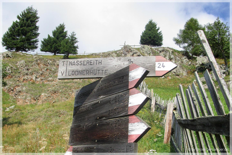 zur Lodnerhütte