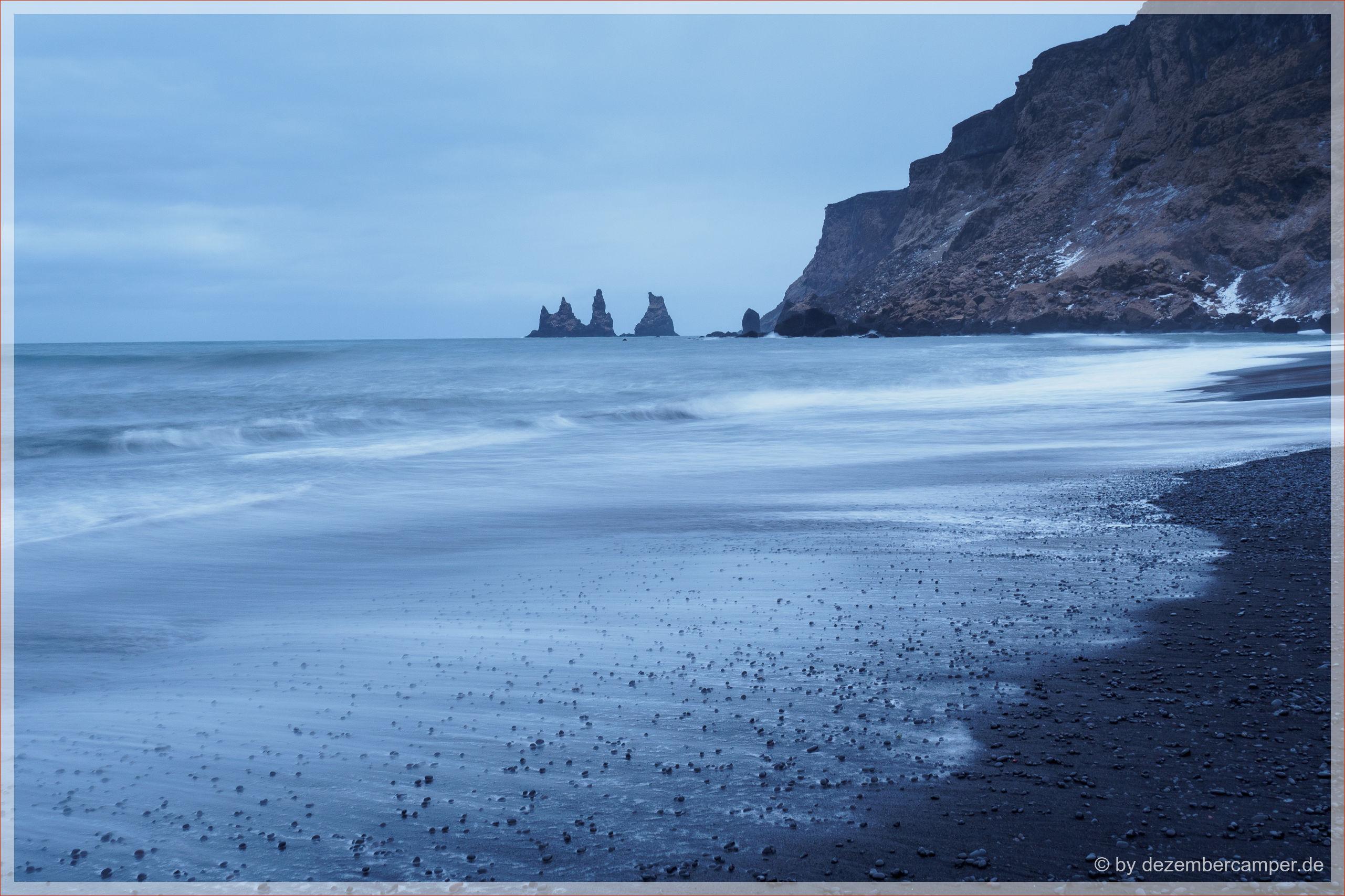 Reynisfjara Beach