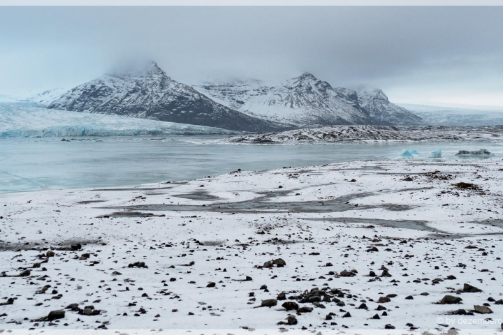 Gletscherlagune Jökulsárlón