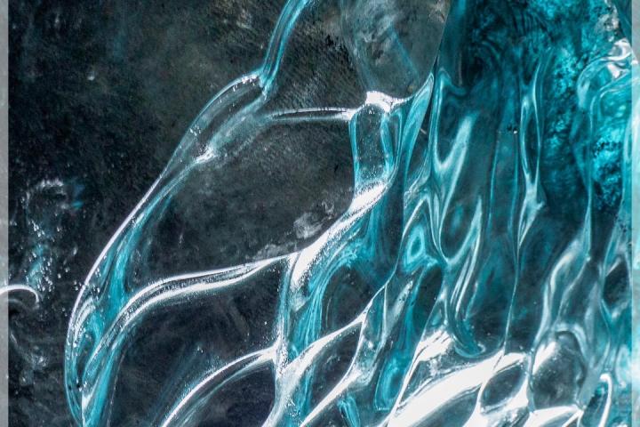 Gletscherhöhle