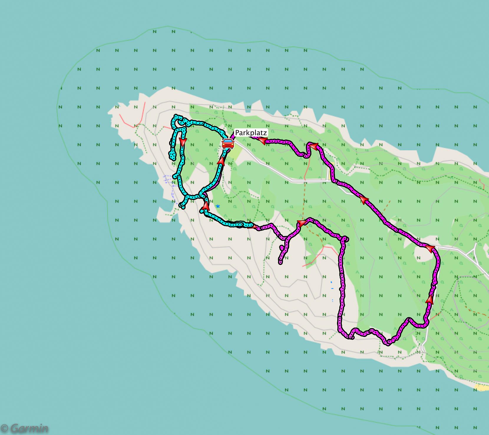Wanderung Kullaberg