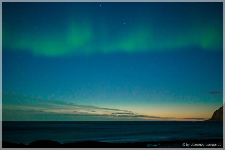 ein bisschen Nordlicht